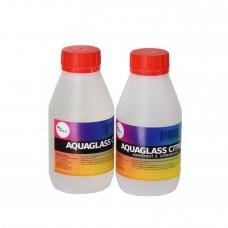 AquaGlass Citrus 300 грамм (прозрачная эпоксидная смола)