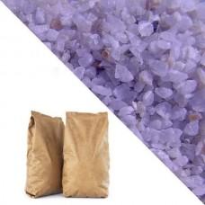 Фиолетовая кварцевая крошка RAL4005 (blue lilac) 25кг